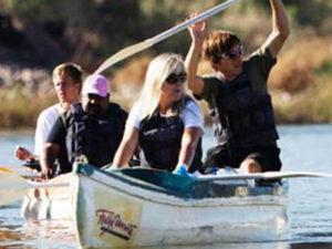 Kakamas Activities | Palmhof Chalets | River Rafting