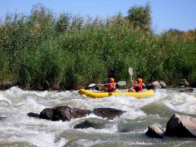 Palmhof Chalets Photo Gallery | River Rafting