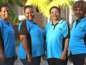 Palmhof Chalets Staff | Kakamas Accommodation