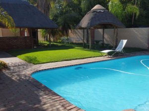Palmhof Chalets Photo Gallery | Swimming Pool & Lapa