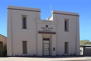 Kakamas Attractions   Palmhof Chalets   Transformer Building