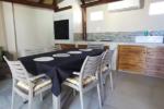 Interleading Family Units Braai Area | Kakamas Accommodation | Palmhof Chalets